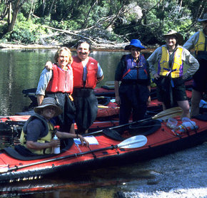 Roaring 40s Kayaking - Townsville Tourism