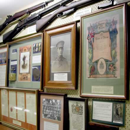 Queensland Military Memorial Museum - Townsville Tourism