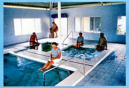 Innot Hot Springs Leisure  Health Park - Townsville Tourism