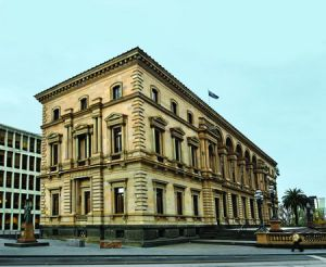 Old Treasury Building - Townsville Tourism