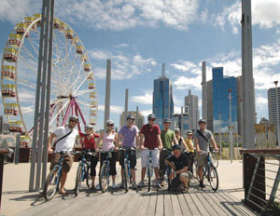 Rentabike & Real Melbourne Bike Tours - Townsville Tourism
