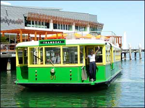 Melbourne Tramboat Cruises - Townsville Tourism