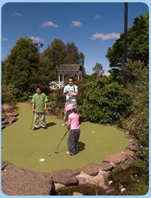 Wetlands Mini Golf - Townsville Tourism