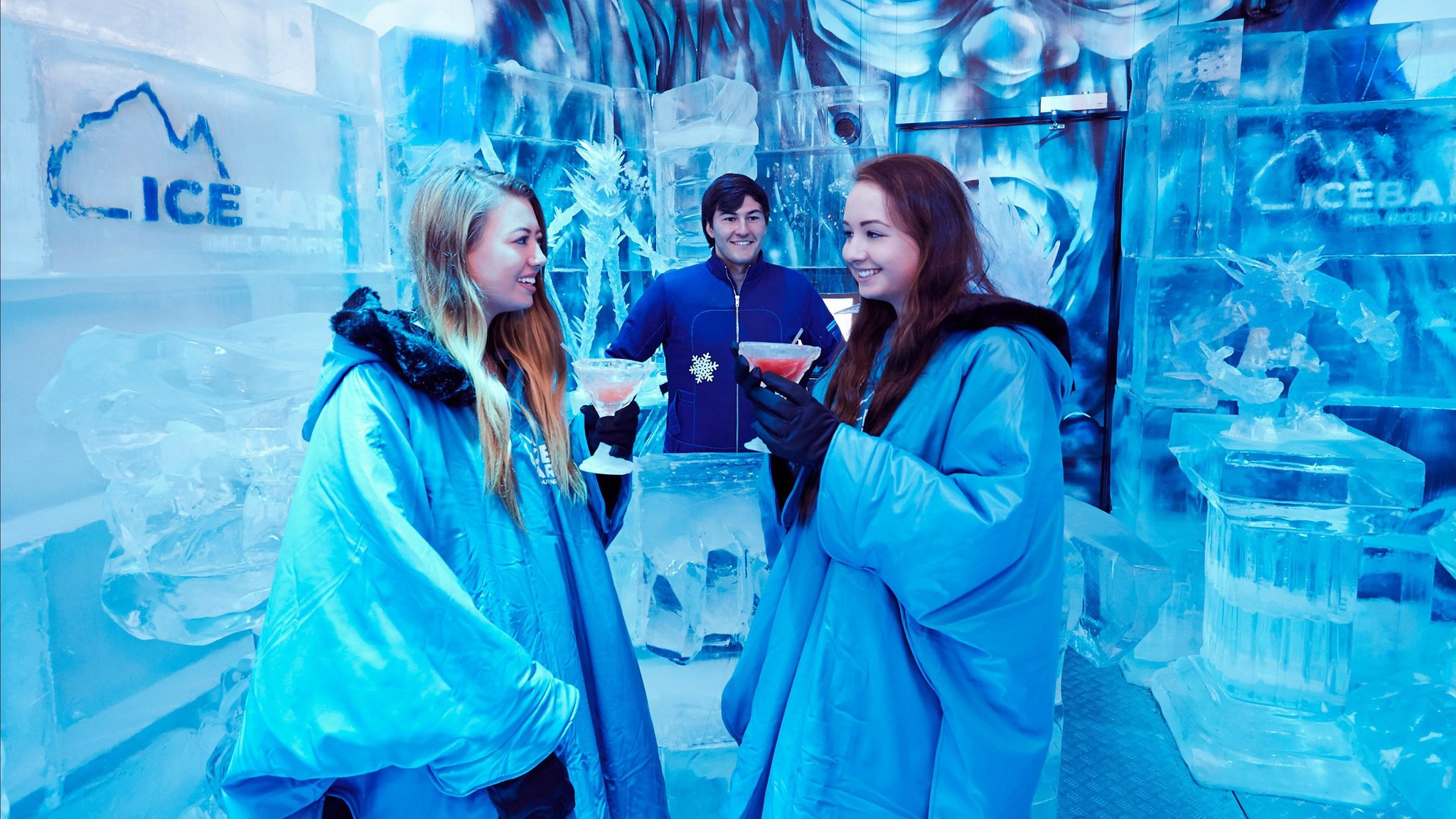 Icebar Melbourne - Townsville Tourism