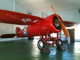 Captain Harry Butler Red Devil Monoplane Memorial - Townsville Tourism
