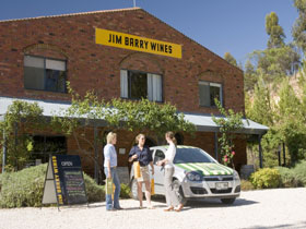 Jim Barry Wines - Townsville Tourism