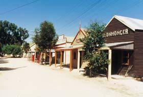 Old Tailem Town Pioneer Village - Townsville Tourism
