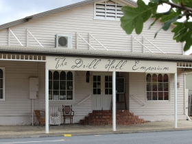 Drill Hall Emporium - The - Townsville Tourism