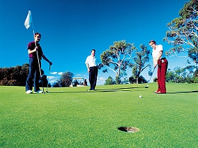 Richmond Golf Club - Townsville Tourism