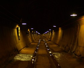 WWII Oil Storage Tunnels - Townsville Tourism