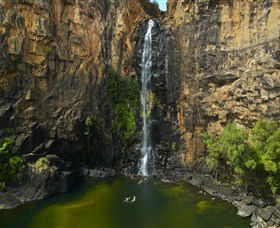 Northern Rockhole - Townsville Tourism