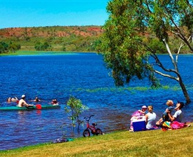 Tingkkarli/Lake Mary Ann - Townsville Tourism