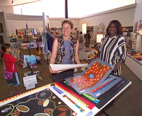 Nyinkka Nyunyu Art and Culture Centre - Townsville Tourism