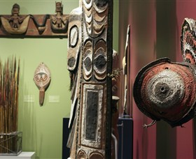 UQ Anthropology Museum - Townsville Tourism