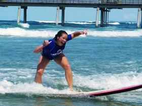 Get Wet Surf School - Townsville Tourism