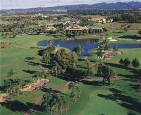 Palm Meadows Golf Course - Townsville Tourism