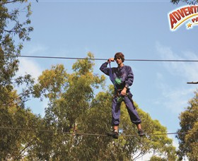 Adventure Parc at Currumbin Wildlife Sanctuary - Townsville Tourism