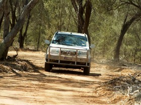 Ward River 4x4 Stock Route Trail - Townsville Tourism