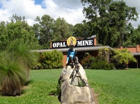 Outback Opal Mine - Townsville Tourism