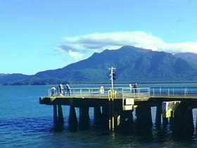 Lucinda Jetty - Townsville Tourism