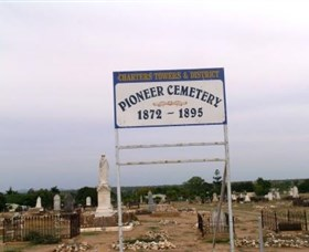 Pioneer Cemetery - Townsville Tourism