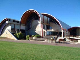 Australian Stockmans Hall of Fame and Outback Heritage Centre - Townsville Tourism