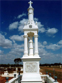 Charters Towers Cemetery - Townsville Tourism