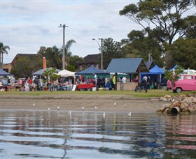 Greenwell Point Riverside Markets - Townsville Tourism