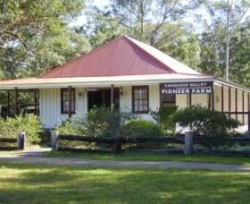 Kangaroo Valley Pioneer Museum Park - Townsville Tourism