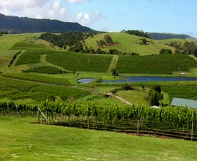 Crooked River Winery - Townsville Tourism