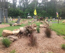 The Cove Miniature Golf Course - Townsville Tourism