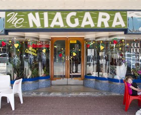Niagra Cafe - Townsville Tourism