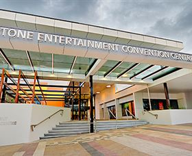 Gladstone Entertainment and Convention Centre - Townsville Tourism