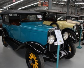National Transport Museum - Townsville Tourism