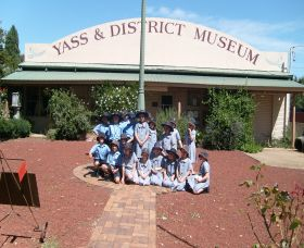 Yass and District Museum - Townsville Tourism