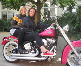 Wild Ride Harley and Motorcycle Tours - Townsville Tourism