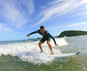 Central Coast Surf School - Townsville Tourism