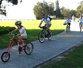 Boomerang Bikes Central Coast Bike Tours - Townsville Tourism