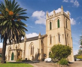 St Stephens Anglican Church - Townsville Tourism