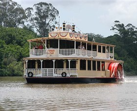 Nepean Belle Paddlewheeler - Townsville Tourism