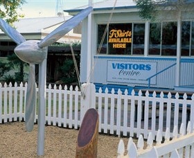 Charleville - Royal Flying Doctor Service Visitor Centre - Townsville Tourism