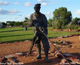 Cobar Miners Heritage Park - Townsville Tourism
