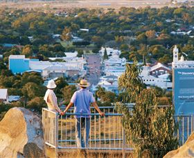 Towers Hill Lookout and Amphitheatre - Townsville Tourism