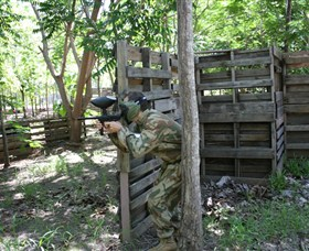 United Paintball - Townsville Tourism