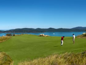 Hamilton Island Golf Club - Townsville Tourism