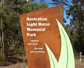 Australian Light Horse Memorial Park - Townsville Tourism
