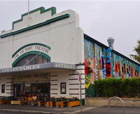The Victory Theatre Antique Centre - Townsville Tourism