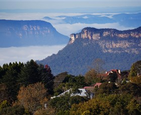 Blue Mountains National Park - Townsville Tourism