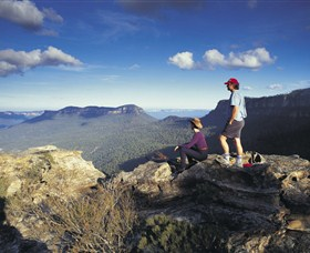 Blue Mountains National Park - National Pass - Townsville Tourism