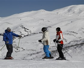 Perisher Ski Resort - Townsville Tourism